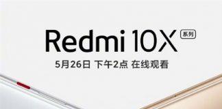 Redmi 10x Launch Event