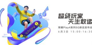 Honor Play4 Announcement