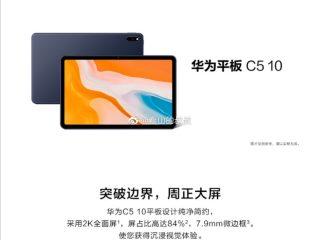 Tablet C5 10