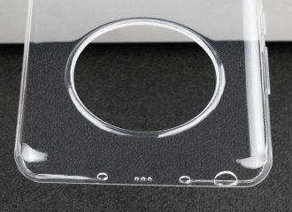 Huawei Mate 40 series protective case leaked: 3.5mm headphone jack, dual speakers