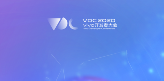 Vivo Developer Conference 2020 Poster