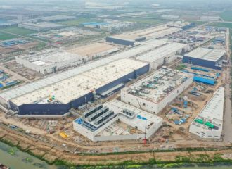 phase II of the Shanghai plant