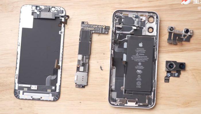 iphone 12 mini all parts