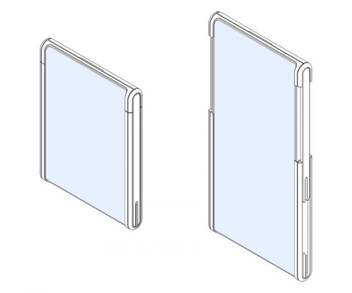 retractable screen patent
