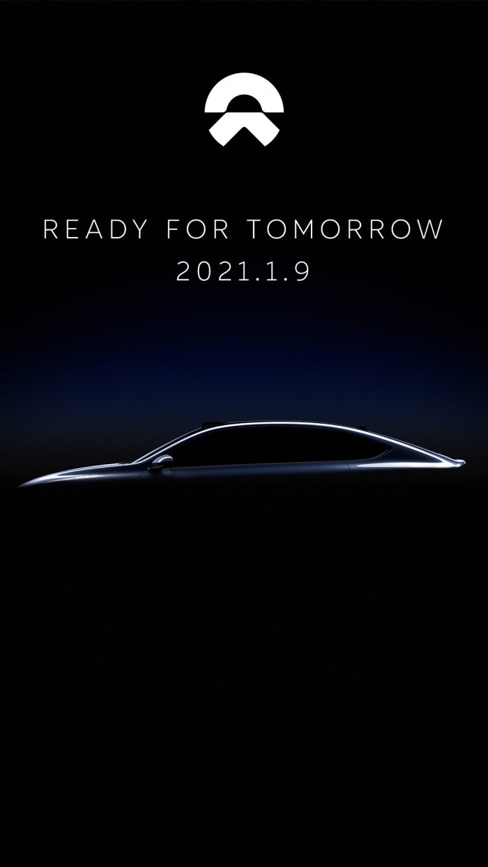 NIO will hold NIO Day 2020 on January 9th and release the ET 7 with LiDAR