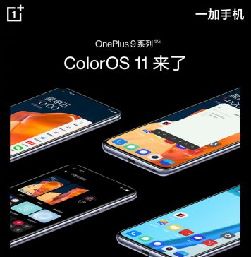 Pete Lau: OnePlus 9 series will be pre-installed with ColorOS 11