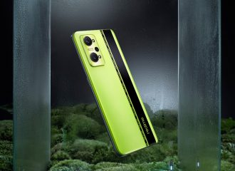 Realme GT Neo2 unveiled with Black Mint color